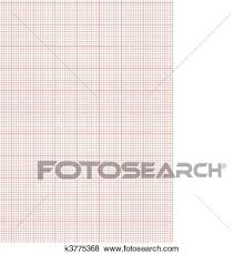 graph sheet clip art of graph paper a4 sheet red k3775368 search clipart