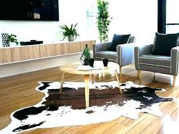 animal hide rug faux rugs skin image of cowhide area fur cape town