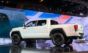 Toyota Offers Toughened Up TRD Pro Series Trucks for 2019 ...