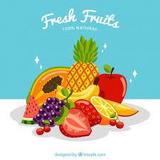 fresh fruit background. Simple Fresh Fresh Fruit Background Free Vector Inside Fruit Background S