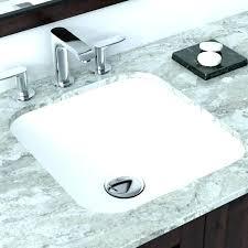 rectangle drop in sink vanity outstanding pure crystal white marble bathroom vessel