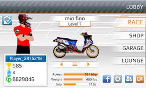 drag racing mod motor indonesia apk mod terbaru 2017 download