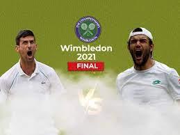 Wimbledon 2021 Final: Djokovic wins record-equalling 20th Grand Slam and  sixth Wimbledon title - The Times of India