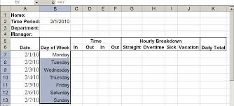 time tracking excel sheet build a simple timesheet in excel techrepublic