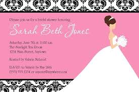 Online Invite Templates Delectable Free Online Bridal Shower Invitation Templates Free Printable