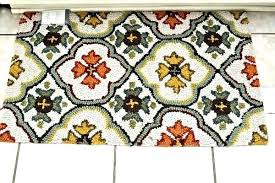 kitchen rugs target area rug threshold and washable without rubber backing targe