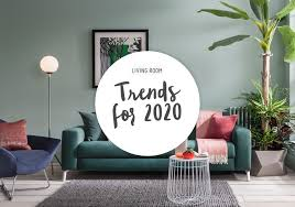 living room trends for 2020