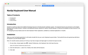 The most widely used spelling alphabet is the nato phonetic alphabet, which is also used in aviation like in. Navlipi Keyboard On The Mac App Store