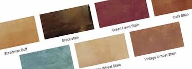 Westcoat Water Based Stain Color Chart Concrete Stains What Is The Best Concrete Stain The