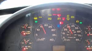 Warn Engine Light International 4700 International 4300 Dt466 Cold Start