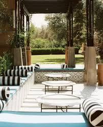 moroccan garden furniture. Charming Morocco Style Patio Designs Moroccan Garden Furniture C