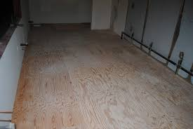 Epoxy Kitchen Flooring How To Apply A Decorative Finish To Plywood Sub Floors A Seattle