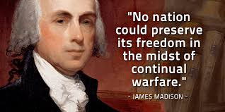 James Madison Quotes Cool James Madison War Quote
