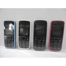 Full Body Housing for Nokia 114 Blue ...