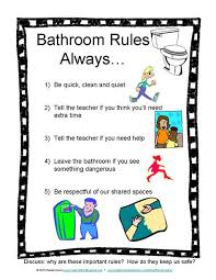 school bathroom laws. School Bathroom Laws Rules Pass And .