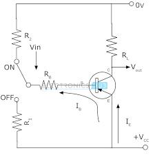 pnp circuit diagram the wiring diagram pnp transistor circuit characteristics working applications circuit diagram