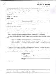 bid form example general contractor proposal template
