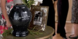 a unique life tribute is an important part in the healing process casket and urn