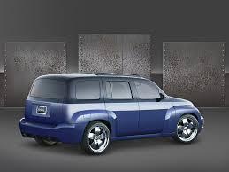 2005 Chevrolet HHR by Darkside at SEMA - Rear Angle - 1024x768 ...