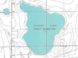 Union Reservoir Depth Chart Union Reservoir Longmont Colorado Fishing Report Map