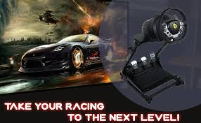 Designed exclusively for f458 spider (xbox one), f458 (xbox 360), thrustmaster red legend, t80, t100, rgt, ferrari gt and f430. Amazon Com Gt Omega Steering Wheel Stand For Thrustmaster Tx Racing Wheel Ferrari 458 Italia Pedals Set Xbox One Pc Compact Foldable Tilt Adjustable To Ultimate Gaming Console Experience Video Games