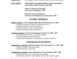 Teaching Assistant Resume 100 Teaching Assistant Resume Sample Letter Signature For Teacher 27