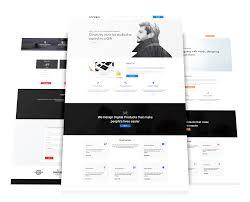 Joomla Design One Page Joomla Template Free Wt Amara