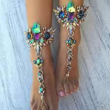 Vedawas <b>2016</b> New Hot Sale <b>Fashion</b> Anklets Statement <b>Jewelry</b> ...