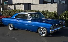1967 Chevrolet Chevy II Nova - blue metallic - fvr - General ...