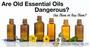 Muji Essential Oil Chart Do Essential Oils Expire What Is The Shelf Life Of