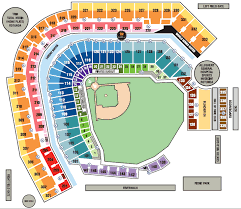 Pnc Park Seating Chart Detailed Season Ticket Holders Seating And Pricing Pittsburgh Pirates