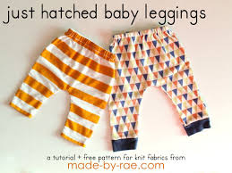 Baby Leggings Pattern Gorgeous Baby Pants Pattern Round Up And Sew We Craft