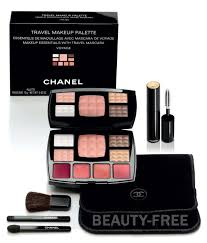 chanel travel makeup palette voyage 65 00 duty free exclusive