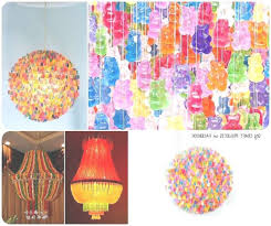 diy gummy bear chandelier icarly regarding amazing house for throughout gummy bear chandelier