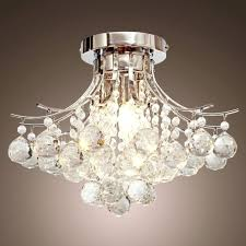modern mini chandelier chrome finish crystal chandelier with 3 lights mini style within surprising modern small modern mini chandelier
