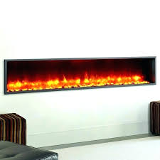 best electric wall fireplace mounted reviews com menards