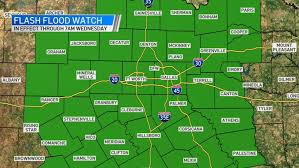 National weather service has issued a tropical storm watch and a flash flood watch for parts of central louisiana. Live Radar Flash Flood Watch For Dfw Nbc 5 Dallas Fort Worth