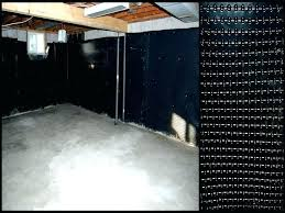 how to fix a leaky basement wall from the inside how to fix a leaky basement