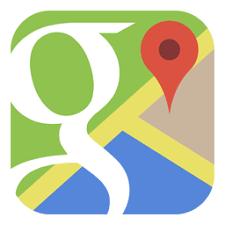 Billedresultat for google maps