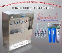 Máy lọc nước công nghiệp 5 vòi