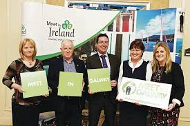 Advertiser.ie - Galway tourism interests part of gathering to attract  business tourism to the west