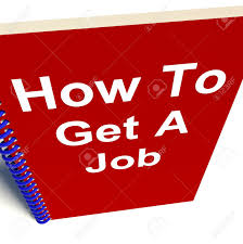 how to get a job book for career advice stock photo picture and how to get a job book for career advice stock photo 14562661