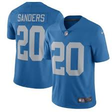 Thanksgiving Day Barry Jersey Sanders