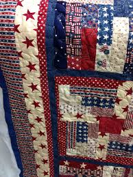 Quilts of Valor Log Cabin Quilt &  Adamdwight.com