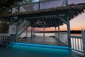 outdoor led deck lights. led outdoor patio lighting tropical-deck led deck lights