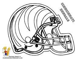 nfl coloring pages 5