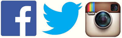 facebook and twitter logo jpg. Unique Jpg Facebook Twitter Instagram Clipart  ClipartFest Png Library On And Twitter Logo Jpg T