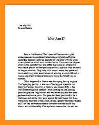 who am i essay outline agenda example 10 who am i essay outline