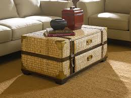 full size of decoration wicker trunk coffee table white wicker side table iron coffee table base