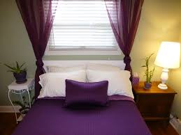purple romantic bedrooms. Color Designs For Bedrooms With Romantic Purple Curtain Ideas Guest Bedroom